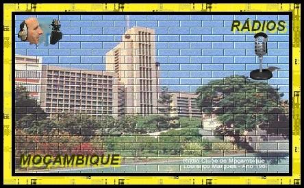 RADIOS-MOÇAMBIQUE