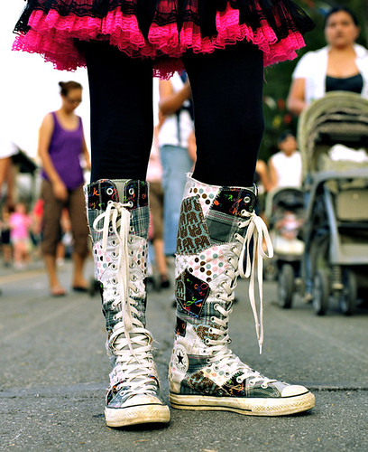 chuck boots