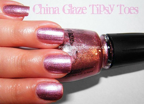 China Glaze Tipsy Toes