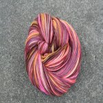 Yarn Pirate - Audrey on worsted wt Organic Merino