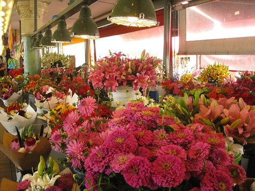 Northwest - Flowers at Pike Place