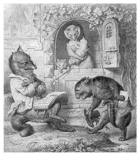 005-Reinecke Fuchs 1857- Goethe