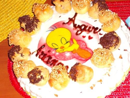 La torta per Pallina