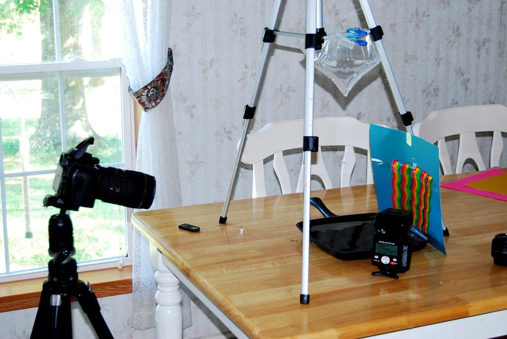 Waterdrop setup