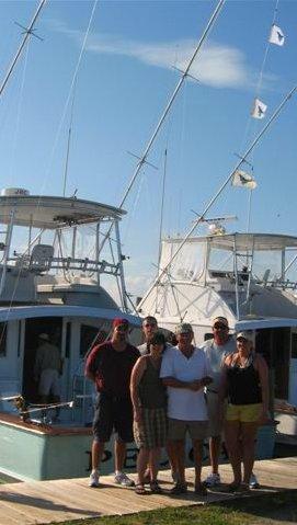 Pelican Crew, Aug. 2009