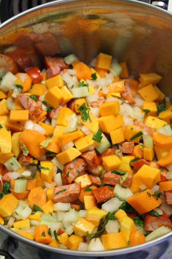 Jamie Oliver's Butternut Squash Soup