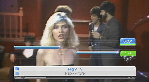 SingStar Blondie - Rapture