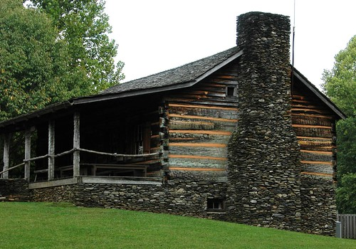 Historic Building - Cades Cove