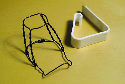 Usando cosas de casa como soporte del phone