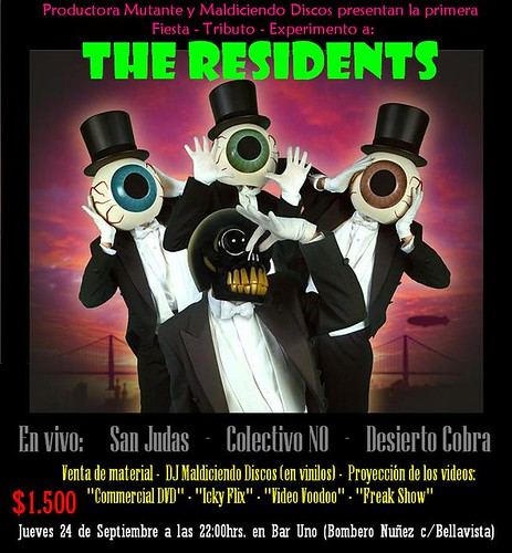 THE RESIDENTS!