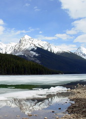 Rocky Mountains (pixmad) Tags: canada may rockymountains 2009 canong9 malignelake~reflections pixmad yahoo:yourpictures=reflectionsv2 yahoo:yourpictures=themereflections