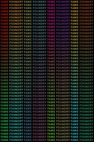 Fame Foundry Seizure