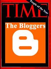 Capa da Times sobre blogs em 2006