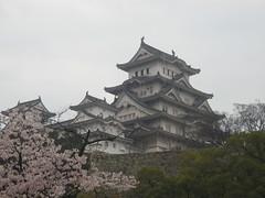Himeji Castle (tom_2014) Tags: castle japan architecture japanese fort himeji samurai kansai shiko himejicastle feudal bushido japanesecastle feudalcastle japanesearchitecture