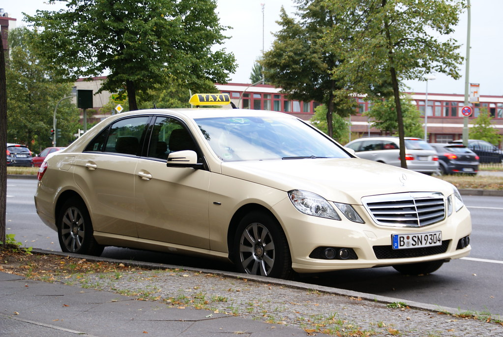 My E Clas >> The World's most recently posted photos of taxi and w212 - Flickr Hive Mind