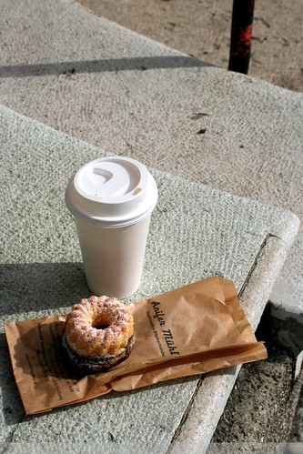 mini-guglhupf y café