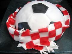 (amoreta) Tags: torte biba biljana korčula šal lopta milat kolači amoreta nogometna rođendanske navijač 098880982