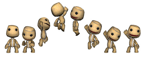 Sackboy Punch!