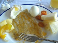 crepe (the.waterbird) Tags: food fruit cuba eggs crepes