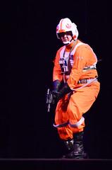 FANATICON2 - Asheville NC 2011 (Modern Scribe Photography) Tags: 2 starwars nc asheville xwing pilot 2011 fanaticon