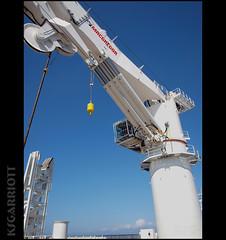 400 tonne SWL (KSGarriott) Tags: wire marine ship lift crane offshore vessel olympus equipment northsea maritime hook winch macgregor lifting hydraulic offshorecrane ksgarriott e620 scottgarriott northseagiant
