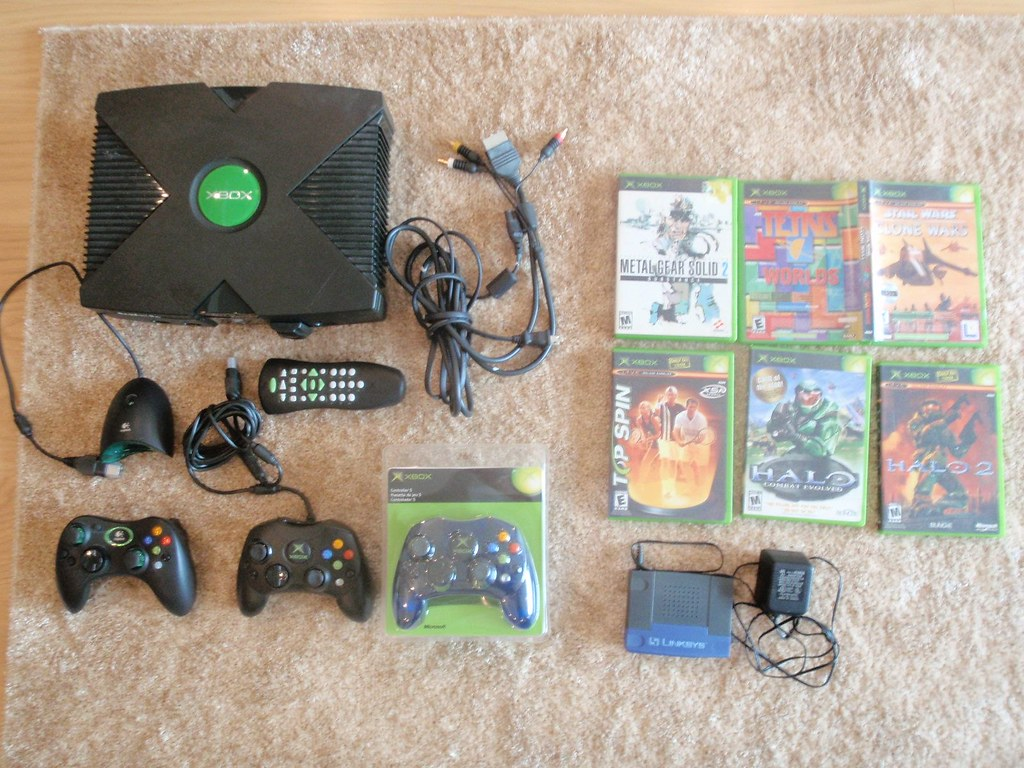 US Xbox + more reduced to 5,000Y!