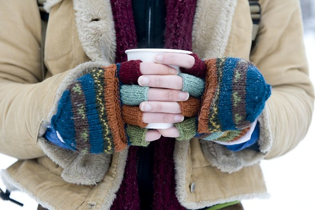Of Hot Drinks and Mittens