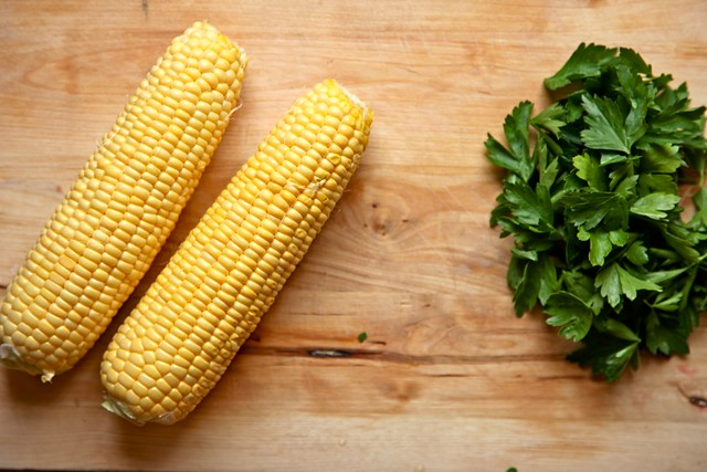 Sweet Corn Hash and other Dad-friendly Foods | Joy the Baker
