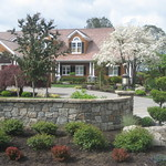 """Extravagant Driveway by Greenhaven Landscapes <a style=""""margin-left:10px; font-size:0.8em;"""" href=""""http://www.flickr.com/photos/117326093@N05/12994582043/"""" target=""""_blank"""">@flickr</a>"""