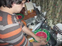 Leito lavando (mensopotamia) Tags: amigos cena posada navdad