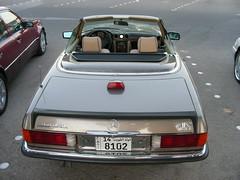 Mercedes SL-Class W107