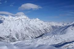 Zermatt Mountains