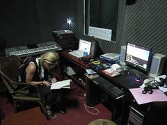 Inside Tiny Toons Studio - Phnom Penh