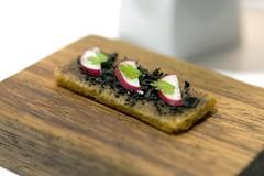 Truffle toast (smashz) Tags: england food duck fat bray maidenhead gastronomy molecular fatduck foldrmonitr