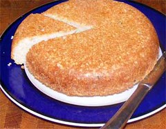 Southern-style cornbread cooked in cast iron