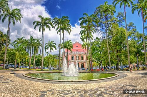 Praça da República, Recife | HDR