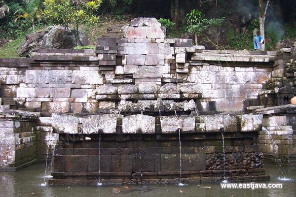 Jolotundo Temple - Mojokerto