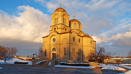 St. George Serbian Orthodox Church Ohio
