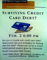Surviving Credit Card Debt?