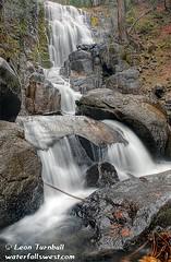 Little Roaring Creek Falls (leapin26) Tags: california waterfall falls montgomerycreek littleroaringcreekfalls