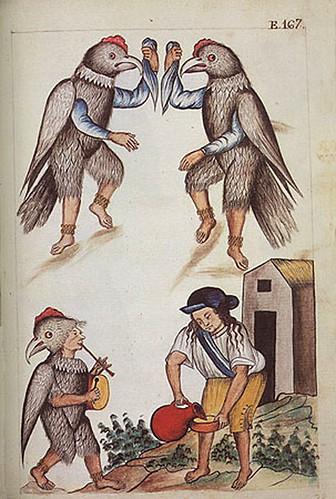 015- Códice Trujillo- Danza de Condores-T2-E167