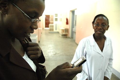 mHealth in Kenyan Hospitals