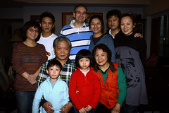 - (Alfred Life) Tags: family david me grandmother jonathan uncle auntie grandfather grandparents una angela familyphoto    familypicture grandparent