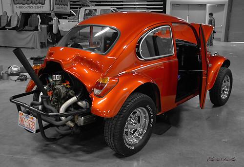 baja volkswagen. VW Baja Bug. Volkfest 2009