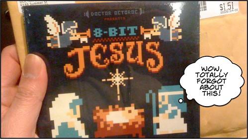8-bit Jesus album