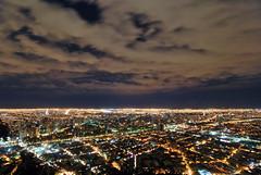 (fontcl) Tags: chile city santiago urban night landscape san all 5  ciudad rights vista reserved felipe cristobal desde urbanscape fimm fontecilla 1116mm tokinaatx116prodx tokina116 fontec