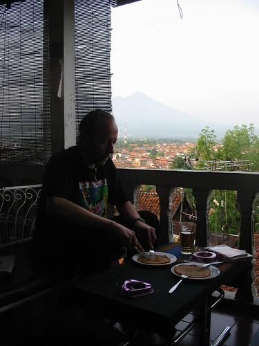 Eerste Indonesisch ontbijt