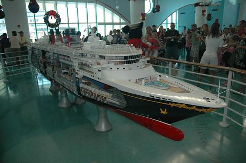 Disney Cruise - Terminal 30