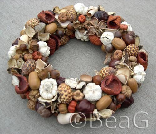 Natural Wreath (Natuurlijke Krans)