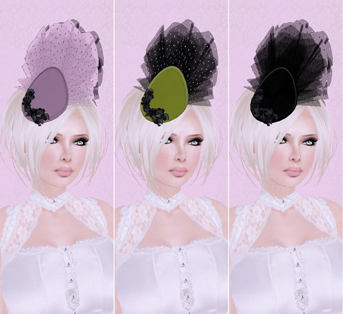 Elegance Hats by you.